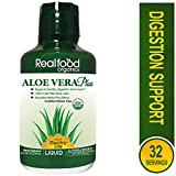 Country Life - Realfood Organics Aloe Vera Plus, Herbal Blend - 32 Ounce