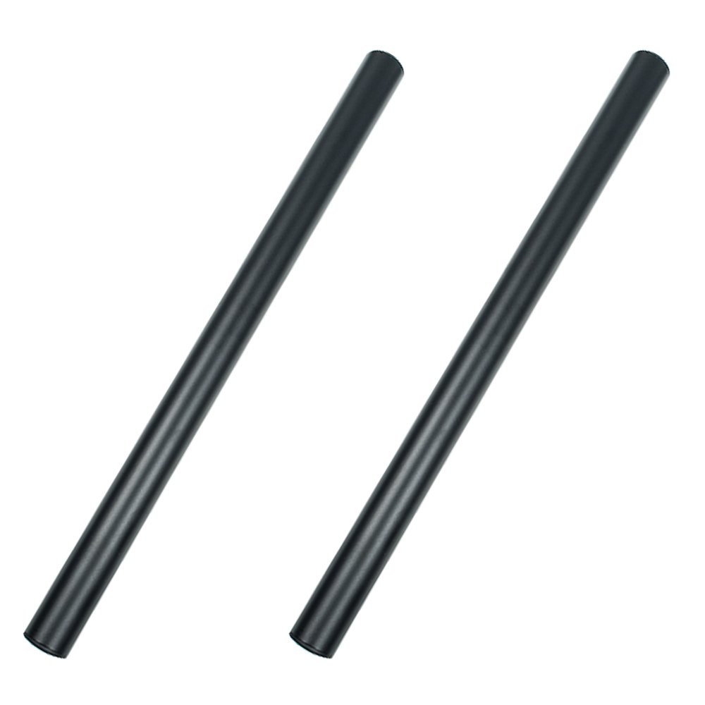 Seismic Audio - SA-SPOLE2-Pair - Pair of 20 Inch Subwoofer Mounting Poles - 20'' Sub Poles for Mounting Speakers on Subwoofers - PA/DJ Stands