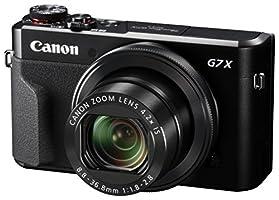 キヤノン Canon Digital Camera PowerShot G7 X MarkII Optical Zoom of 4.2X 1.0 Type Sensor PSG7X MarkII