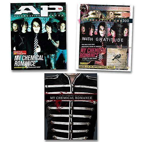 Top 5 best alternative press magazine mcr: Which is the best one in 2020?