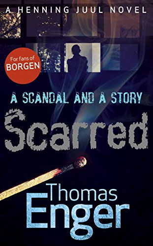book cover of Scarred