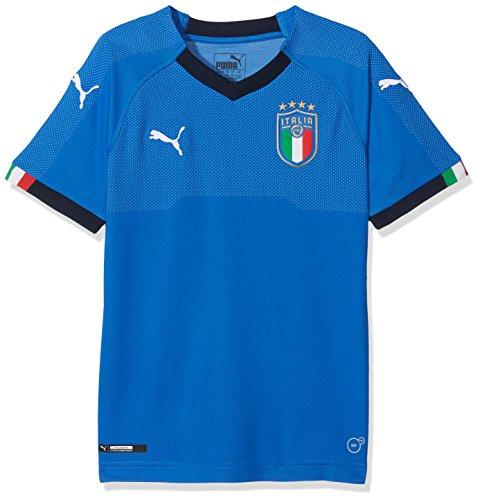 PUMA Italy Kids Home Shirt 2017/18-13-14 Years -