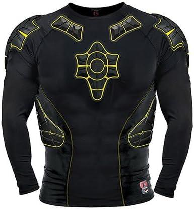 Gform Pro-X Camiseta, Negro/Amarillo, Taille M: Amazon.es ...