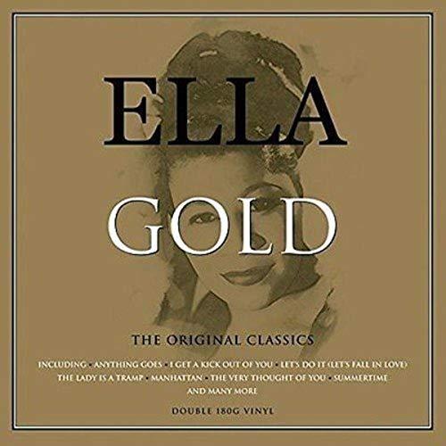 Gold  2Lp Ella Fitzgerald