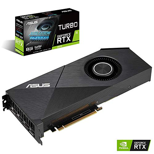 ASUS GeForce RTX 2070 8G EVO Turbo Edition GDDR6 HDMI, used for sale  Delivered anywhere in USA