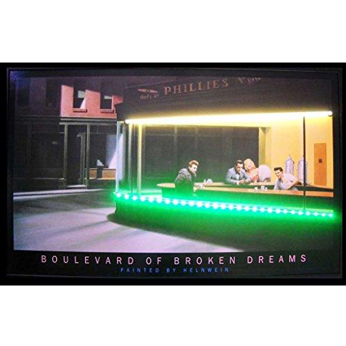 Boulevard Framed - 1