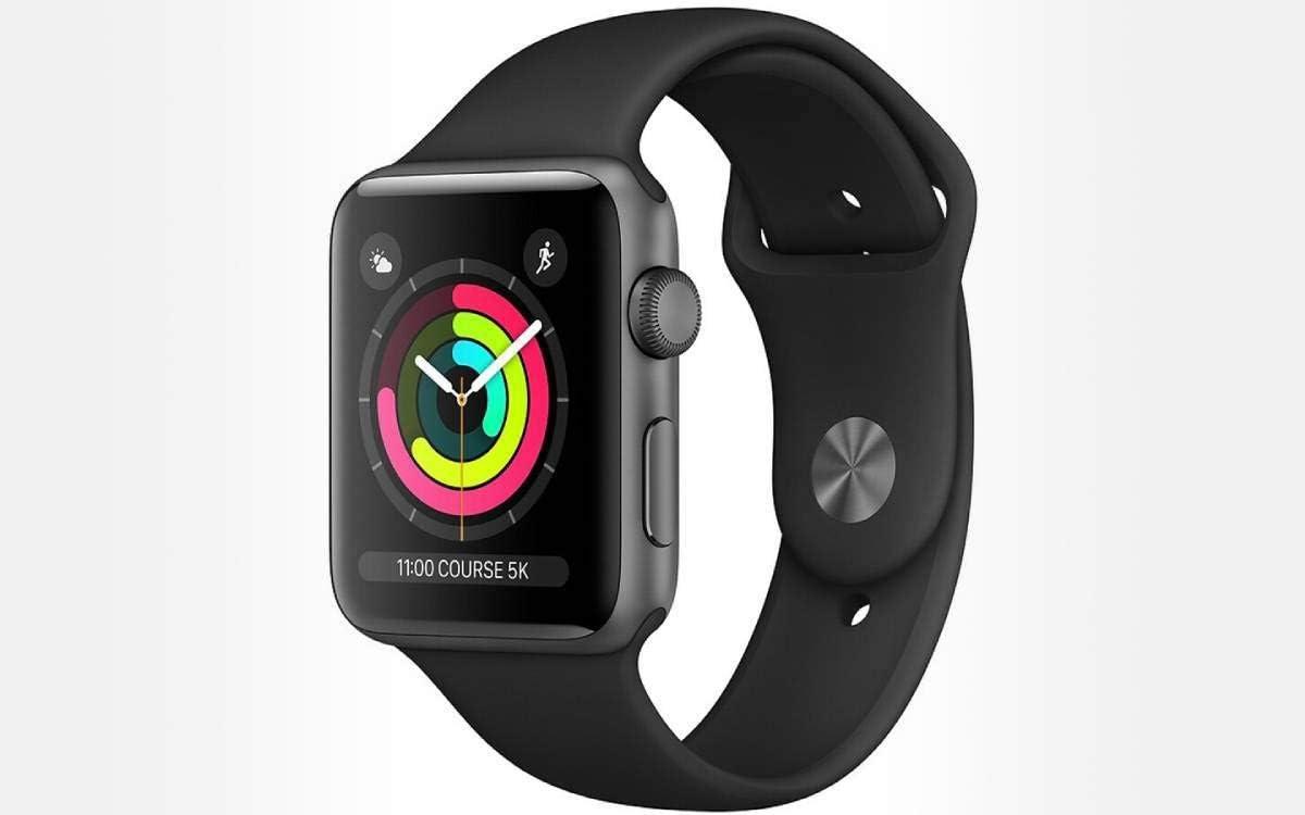 Apple Watch Series 3 38mm GPS Space