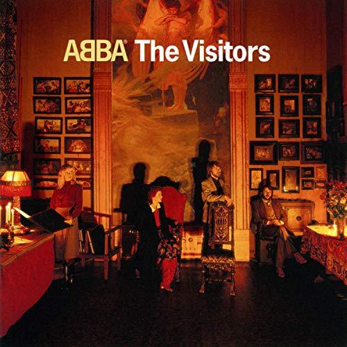 Vinyl Abba Records - The Visitors [LP]
