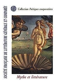 Mythe et Litterature par Sylvie Parizet
