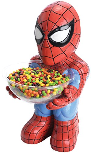 Marvel Classic Spider-Man Candy Bowl Holder]()