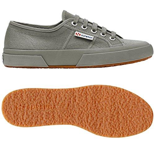 GREY Sneaker 2750 FULL Superga Unisex Adulto – Cotu Classic SAGE q8TwvnSvg