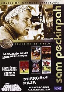 Pack: Sam Peckinpah (Colección Grandes Directores) [DVD]