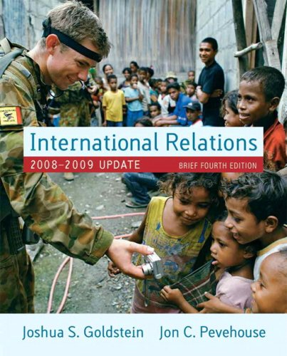 International Relations, 2008-2009 Update, Brief Edition (4th Edition)