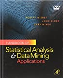 img - for Handbook of Statistical Analysis and Data Mining Applications book / textbook / text book