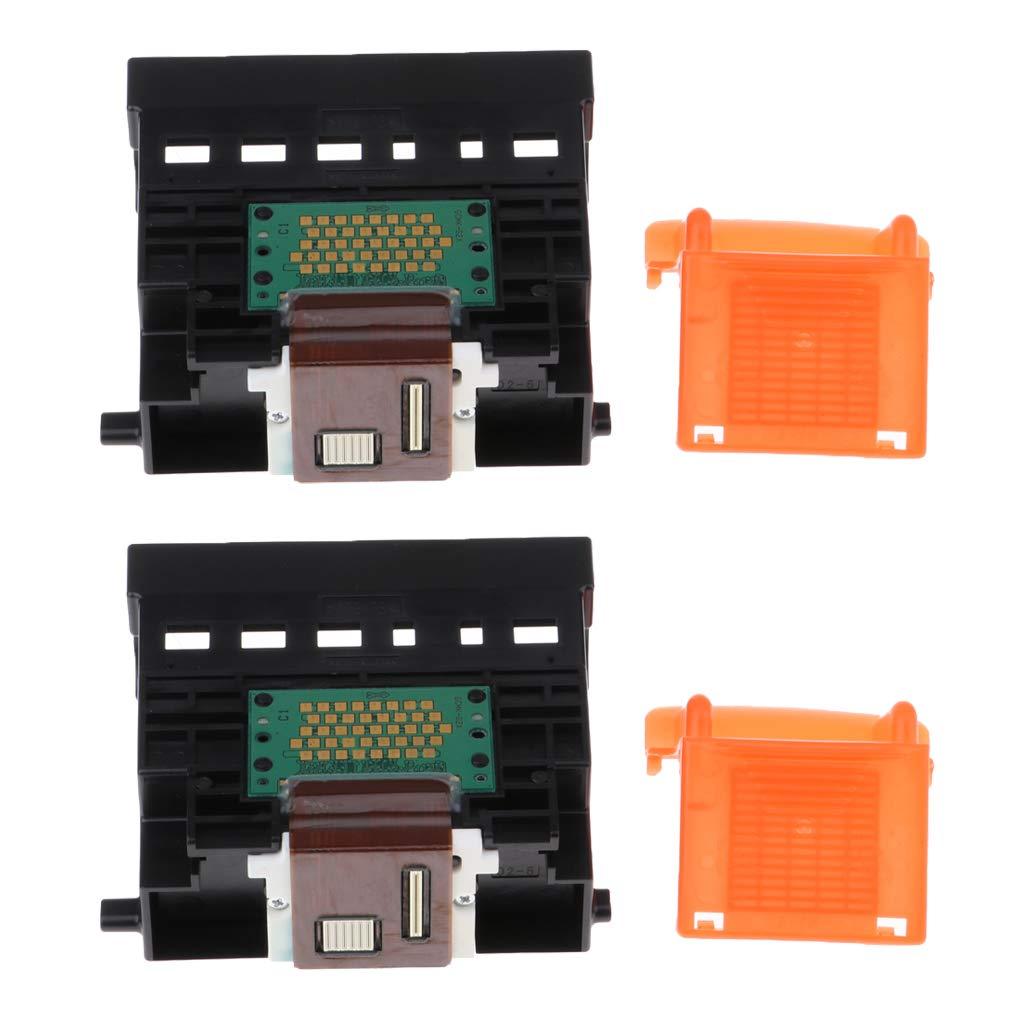 B Baosity 2pcs Cabezal de Impresión Regenerado para Impresora para ...