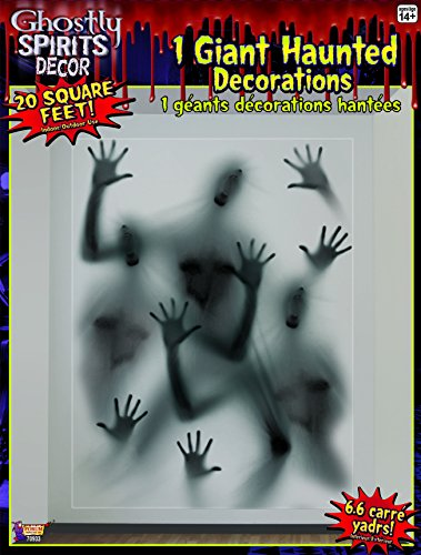 Scary Halloween Costumes From Spirit Halloween - Forum Novelties 70933 Party Supplies, 5-Foot,