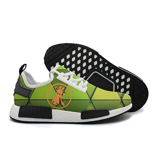 Giraffe Logo girls' Comfort Sneakers by HSJDAPOCOAQ