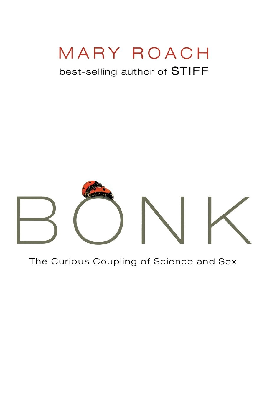 Bonk: The Curious Coupling Of Science And Sex: Mary Roach: 9780393064643:  Amazon: Books