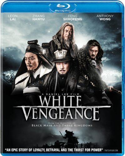 White Vengeance [Blu-ray] by Well Go USA by Daniel Lee
