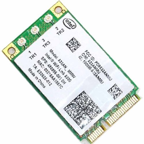 Hp Intel Wifi N Link 5300 Wireless N Mini Pcie Card 2530p 2730p 6930p 8530p Sps:490986-001 Hp Intel Wifi Link