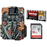 Browning Strike Force Pro XD Dual Lens Trail Game Camera Complete Package (24MP) | BTC5PXD