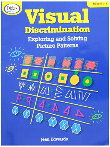 Didax Educational Resources Visual Discrimination