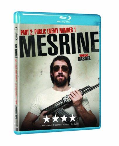 UPC 065935842378, Mesrine: Part 2: Public Enemy #1 [Blu-ray]