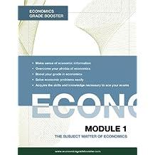 Economics Grade Booster - Module 1 (Fundamental Concepts)