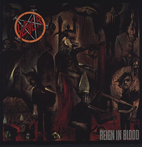 Reign In Blood (Blood Vinyl Slayer)