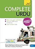 Complete Urdu Beginner to Intermediate Course: Learn to read, write, speak and understand a new language (Teach Yourself Language)