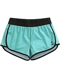 Women Summer Fashion Beach Board Shorts - Ultra Quick Dry 401a60a12d