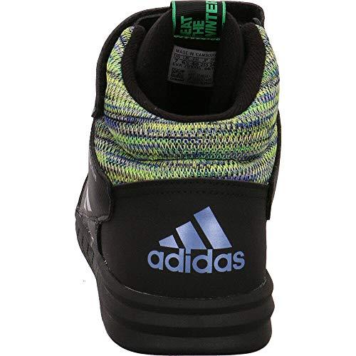 Azul Negbás K Zapatillas de Azul Unisex Adulto adidas BTW Deporte 0 Refsil Mid Altasport q7x6Fw1z
