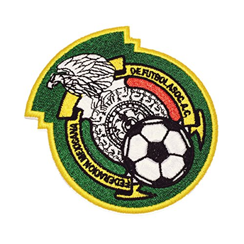 Soccer Ball Embroidered Iron - 2