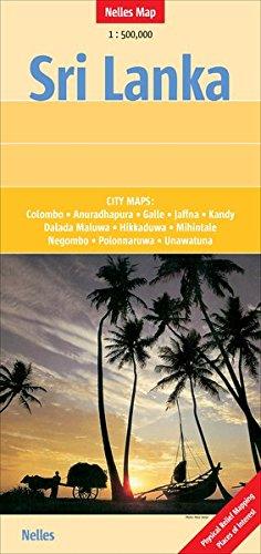 Download Sri Lanka 1 : 500 000 Nelles 2014 pdf