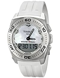 Tissot Men's T002.520.17.111.00 Dial Racing Touch Mother-Of-Pearl Dial Watch