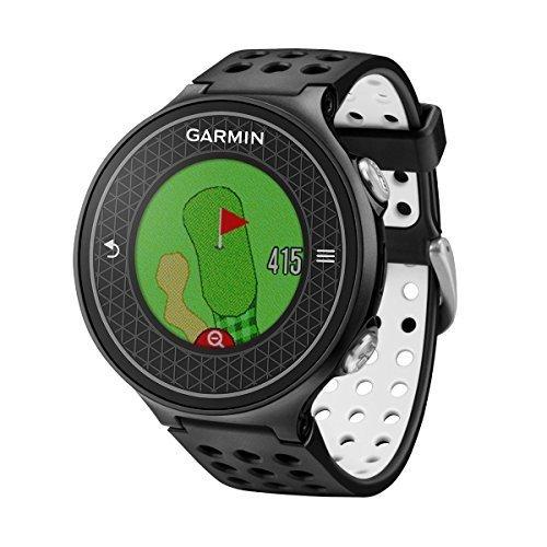 Garmin Approach S6 Golfer's Sports GPS Watch 010-N1195-01 - Black (Certified Refurbished)