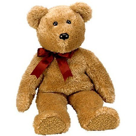 Beanie Buddies Ty Curly the Bear