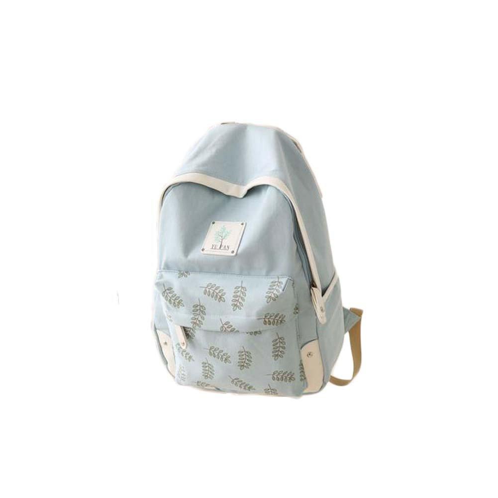 ファッション学生バッグカジュアルキャンバスバックパックSmall Fresh Travelバックパック_ a7   B075DVLKT6