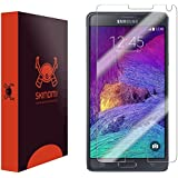 Samsung Galaxy Note 4 Screen Protector, Skinomi® TechSkin Full Coverage Screen Protector for Samsung Galaxy Note 4 Clear HD Anti-Bubble Film - with Lifetime Warranty