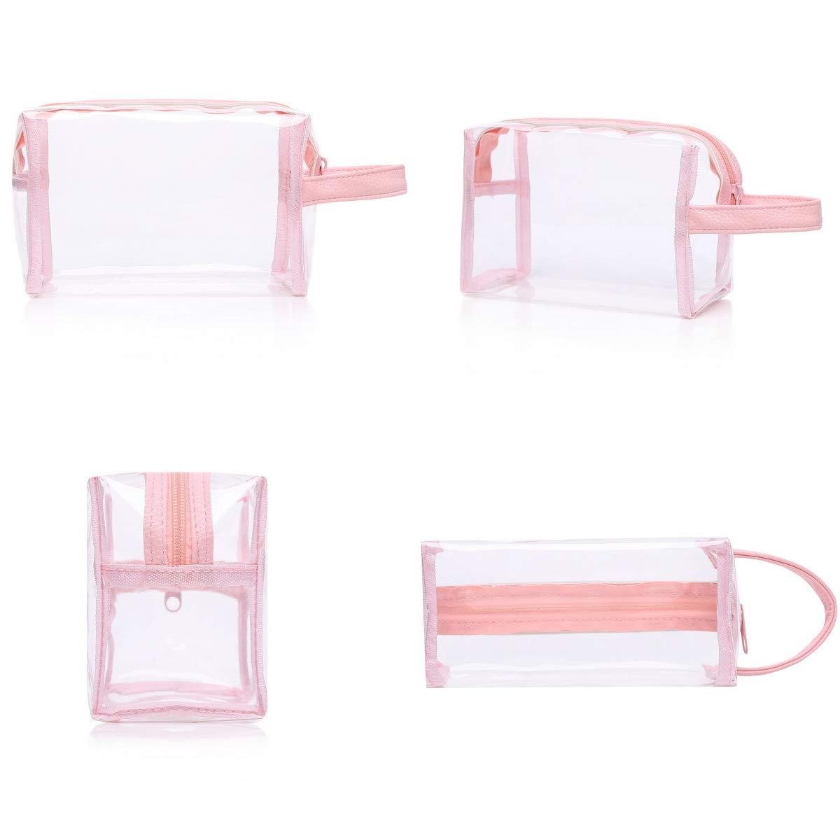 Amazon.com: Bolsa organizadora de maquillaje con diseño de ...