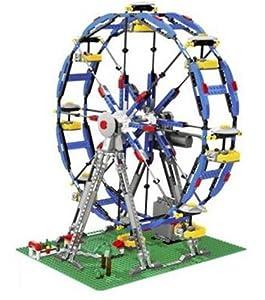 lego friends ferris wheel instructions