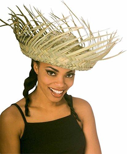 [Rubie's Costume Men's Farmer Beachcomber Novelty Straw Hat, Straw, One Size] (Straw Farmer Hats)