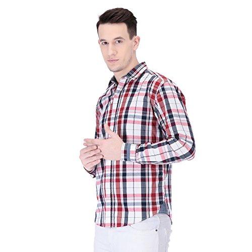 Street Junkies Urban Dapper Multi Casuals Slim Fit Shirt
