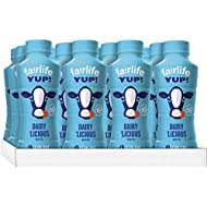 fairlife YUP! Low Fat, Ultra-Filtered Milk, 14 fl oz (Pack of 12) (Dairy Licious)