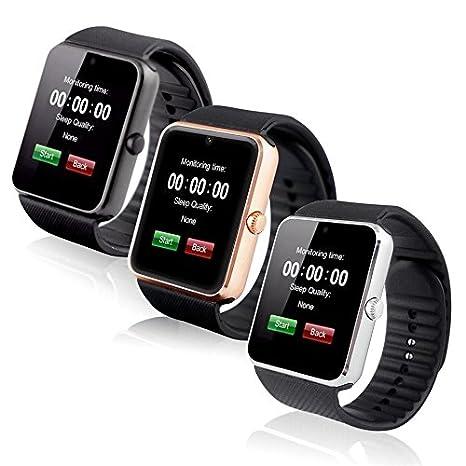 besmart® gt08 Smart Watch Smart Watch Bluetooth SIM Android iPhone ...