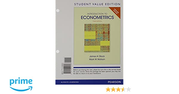 Introduction to econometrics update student value edition plus new introduction to econometrics update student value edition plus new mylab economics with pearson etext access card package 3rd edition 9780133848915 fandeluxe Images
