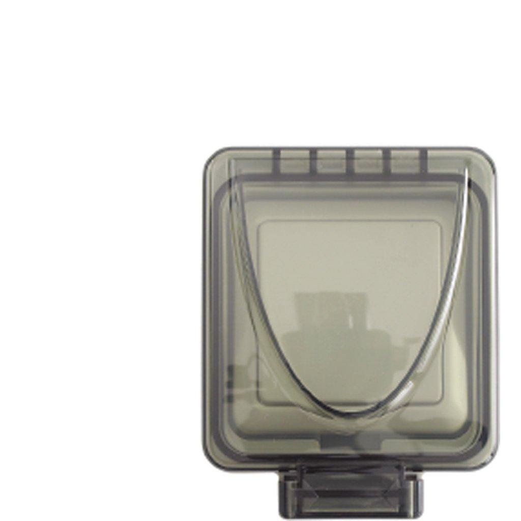 HOME EASY WEATHERPROOF IP56 OUTDOOR LIGHT SWITCH 2 WAY: Amazon.co.uk ...