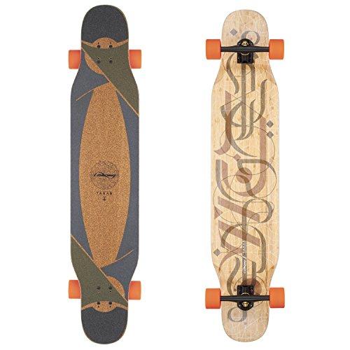 - Loaded Boards Tarab Bamboo Longboard SkateboardComplete (80a Stimulus, Flex 2)