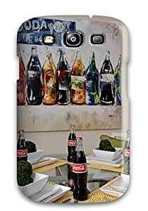 New Candice Mclaughlin Super Strong Contemporary Breakfast Nook Tpu Case Cover For Galaxy S3