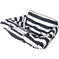 """Lumiere Baby Shopping Cart Cover for Baby and Toddler - Universal Fit,""""Roll-in"""" Style Pouch, 360 Germ Protection, Machine Washable. Great Gift Ideas for Mom"""
